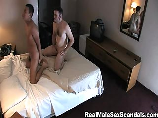 Hot Anal Romping In A Bedroom