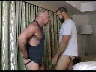 Gay Bears Ass Licking & Fucking