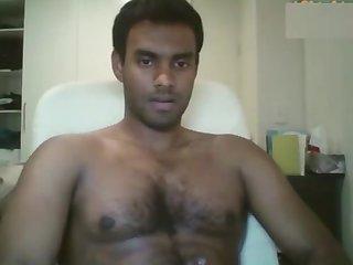 Beefy Indian guy