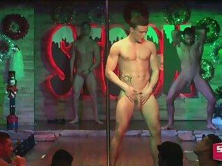 Strip club porno