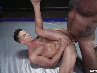 Learning How To Wrestle And Fuck