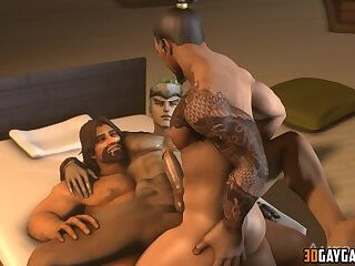 Gay porn overwatch Gay overwatch