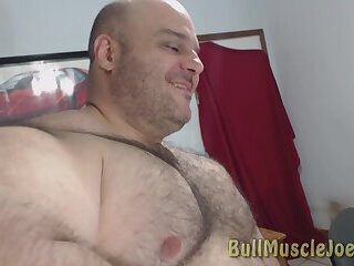 Muscular Daddy Porn