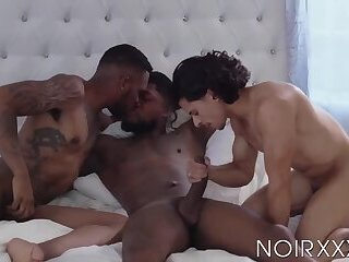 Armond Rizzo pounded raw and cummed on by rock hard BBC