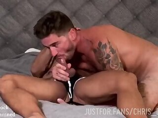 Chris damned fucked by masked jock