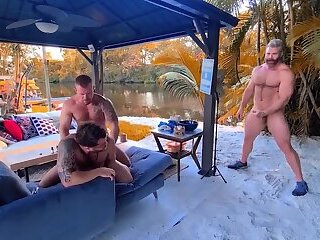 Fuckdown by the Water – Cain Marko, Jack Vidra & Riley Mitchel