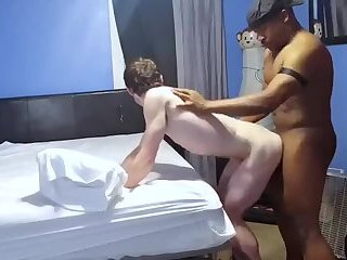 Amazing fuck hard interracial