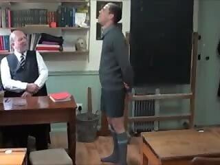 spank in class