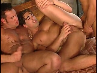 MANVILLE CITY OF MEN: Rocky Oliveira, Jean Franko, Jed Willcox