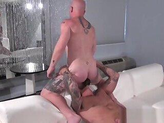 Rocco Steele & Brock Rustin