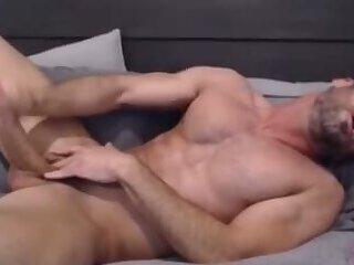 Brock Cooper Cums #1