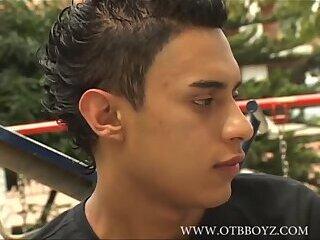 Latin Twinks Omar and Armando Bareback
