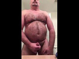 Dad Jacking Off 2