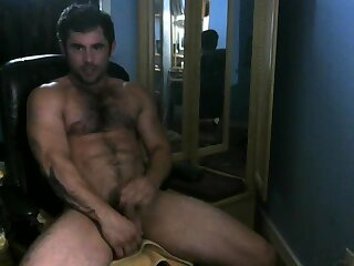 Hairy guy cam 5