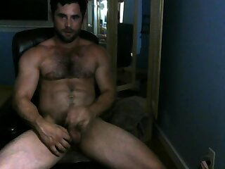 Hairy guy cam