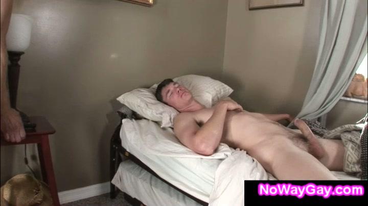Gay sex straight boys asleep