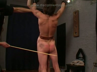 Discipline 4 boys